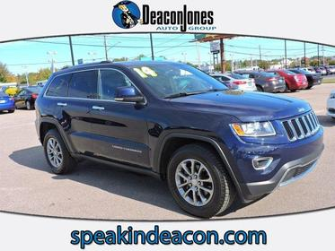 2014 Jeep Grand Cherokee RWD 4DR LIMITED Smithfield NC