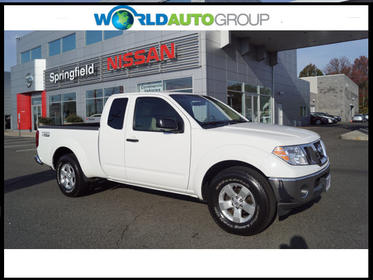 2011 Nissan Frontier SV 4x2 SV 4dr King Cab Pickup 5A Springfield NJ