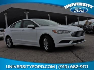 2018 Ford Fusion SE Chapel Hill NC