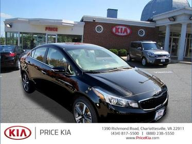 2017 Kia Forte EX 4dr Car Charlottesville VA