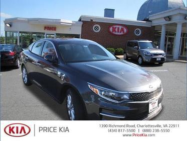 2018 Kia Optima EX 4dr Car Charlottesville VA