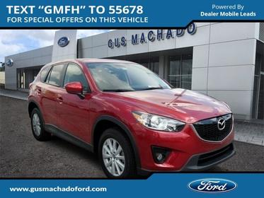2014 Mazda Mazda CX-5 TOURING Sport Utility