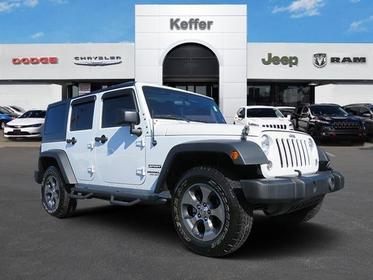 2016 Jeep Wrangler Unlimited SPORT Convertible Charlotte NC