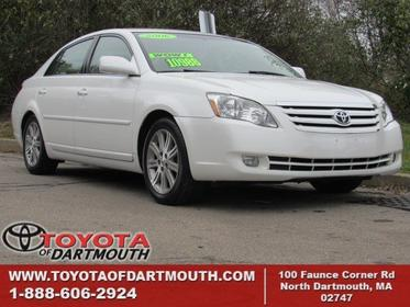 2006 Toyota Avalon LIMITED North Dartmouth MA