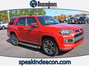 2016 Toyota 4Runner RWD 4DR V6 LIMITED Smithfield NC
