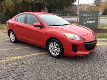 2013 Mazda Mazda3 I TOURING Cary NC