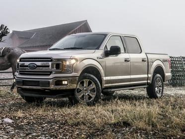 2018 Ford F-150 KING RANCH Durham NC