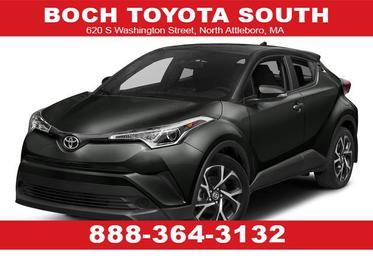2018 Toyota C-HR XLE FWD North Attleboro MA