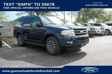 2017 Ford Expedition XLT Sport Utility