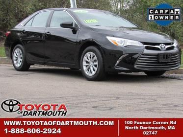 2016 Toyota Camry LE North Dartmouth MA