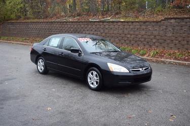 2007 Honda Accord  EX Apex NC