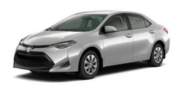 2018 Toyota Corolla LE 4dr Car Springfield NJ