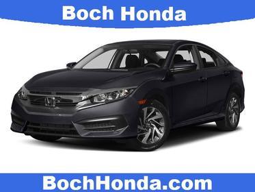 2017 Honda Civic EX CVT