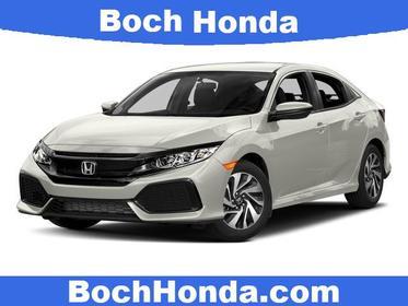 2017 Honda Civic Hatchback LX CVT