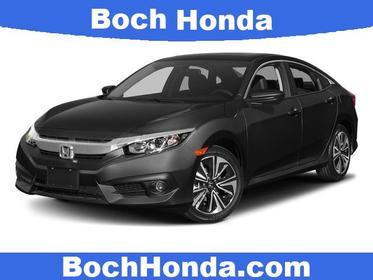 2017 Honda Civic EX-L CVT