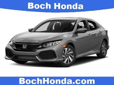 2017 Honda Civic Hatchback LX CVT Norwood MA