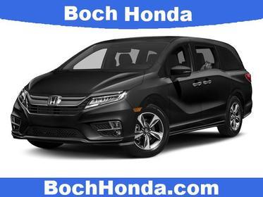 High Quality 2018 Honda Odyssey TOURING AUTO Norwood MA