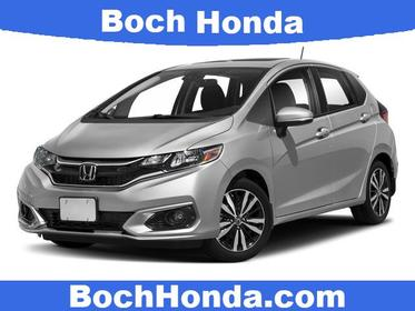 Good 2018 Honda Fit EX CVT Norwood MA