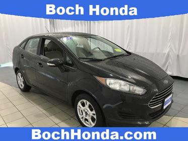 2014 Ford Fiesta 4DR SDN SE Norwood MA