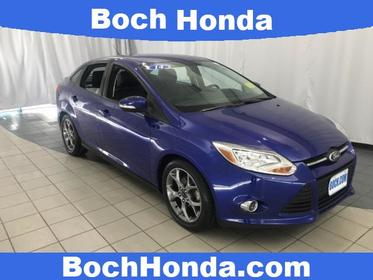2014 Ford Focus 4DR SDN SE Norwood MA