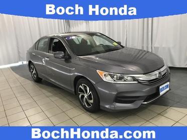 2016 Honda Accord 4DR I4 CVT LX Norwood MA