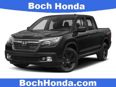 2018 Honda Ridgeline BLACK EDITION AWD Norwood MA