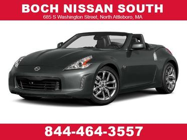 2016 Nissan 370Z 2DR ROADSTER MANUAL TOURING SPORT