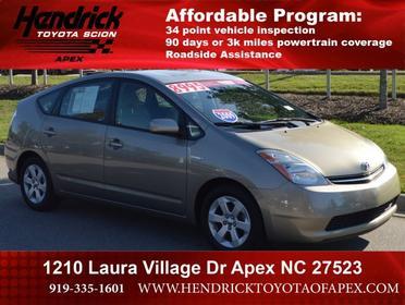 2009 Toyota Prius STANDARD Apex NC