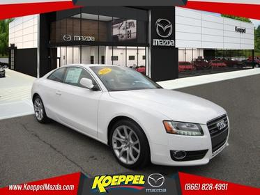 2012 Audi A5 2.0T PREMIUM PLUS Jackson Heights New York