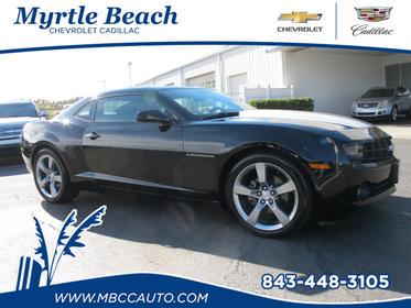 2011 Chevrolet Camaro LT LT 2dr Coupe w/1LT Myrtle Beach SC