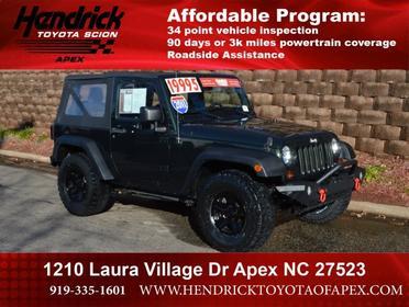 2011 Jeep Wrangler SPORT Apex NC