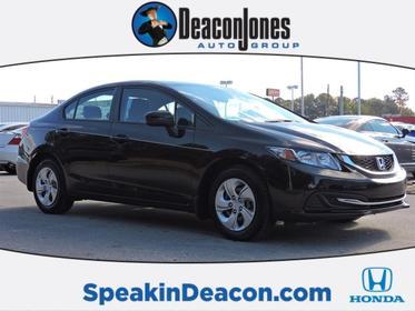 2014 Honda Civic Sedan LX Goldsboro NC