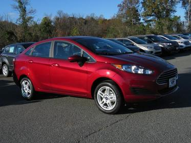 2017 Ford Fiesta SE Winston-Salem NC