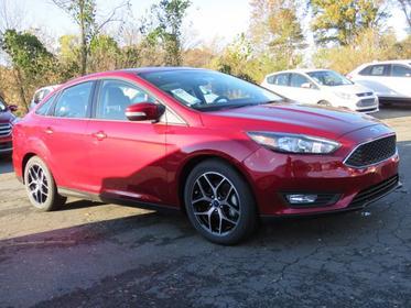 2017 Ford Focus SEL Winston-Salem NC