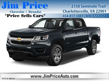 2018 Chevrolet Colorado 4WD LT Short Bed Charlottesville VA