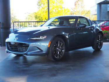 2017 Mazda Mazda MX-5 Miata RF GRAND TOURING 2dr Car Raleigh NC