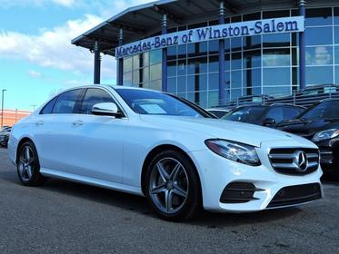 2017 Mercedes-Benz E-Class E 300 SPORT 4dr Car Winston-Salem NC