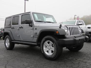 2014 Jeep Wrangler Unlimited SPORT Convertible Charlotte NC