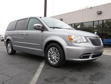 2013 Chrysler Town & Country TOURING-L Mini-van, Passenger Charlotte NC