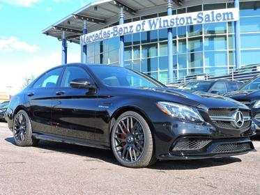 2018 Mercedes-Benz C-Class AMG C 63 S 4dr Car Winston-Salem NC