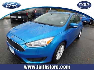 2016 Ford Focus SE Brattleboro VT