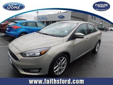 2015 Ford Focus SE Brattleboro VT