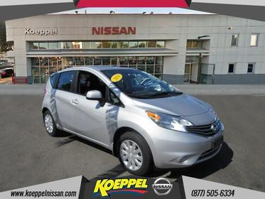 2014 Nissan Versa Note SV Jackson Heights New York