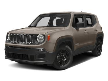 2017 Jeep Renegade SPORT Sport Utility Charlotte NC