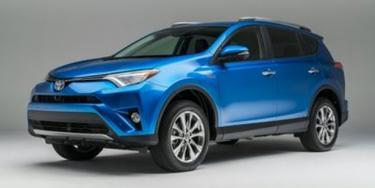 2018 Toyota RAV4 HYBRID LIMITED Sport Utility Springfield NJ