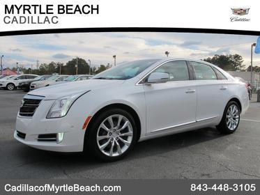 2017 Cadillac XTS LUXURY Luxury 4dr Sedan Myrtle Beach SC