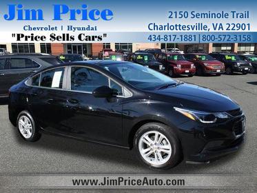 2016 Chevrolet Cruze LT 4dr Car Charlottesville VA