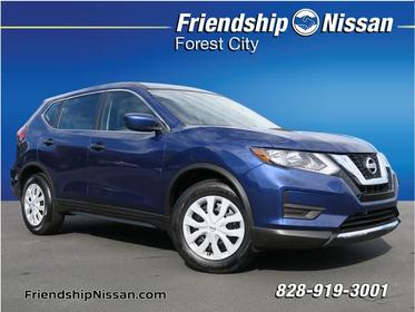 2017 Nissan Rogue S S 4dr Crossover Forest City NC
