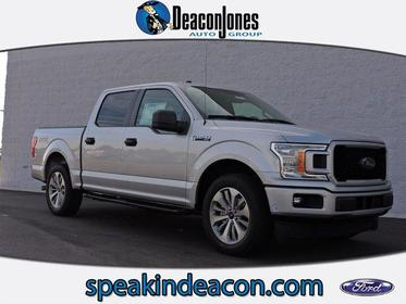 2018 Ford F-150 XL 2WD SUPERCREW 5.5' BOX Goldsboro NC