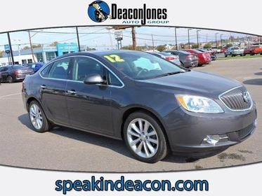 2012 Buick Verano 4DR SDN LEATHER GROUP Smithfield NC
